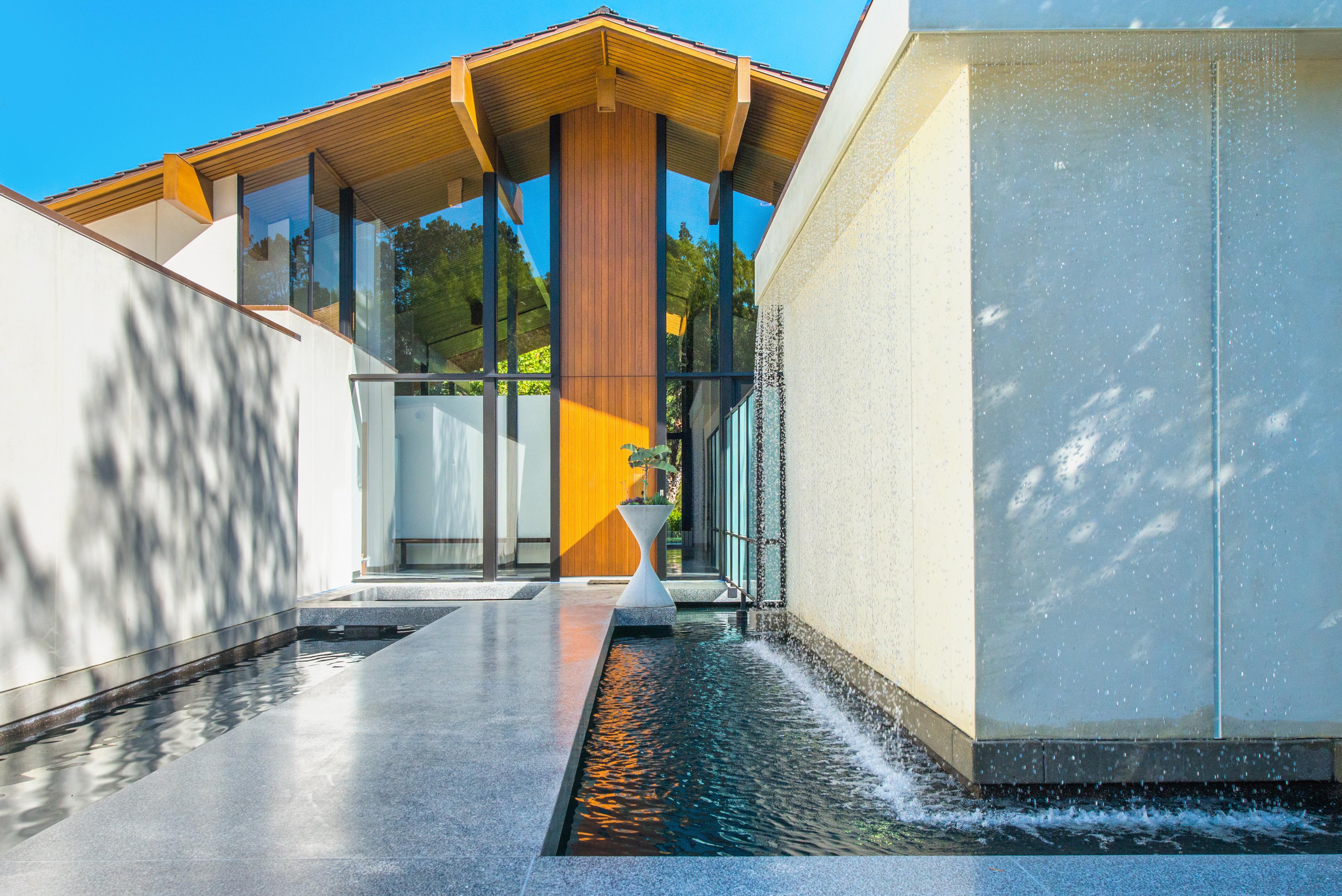 Michael la fetra a quincy jones 1962 sherwood house for Jones architecture
