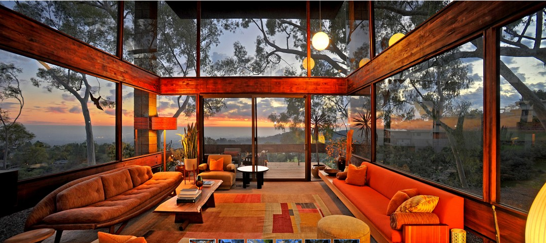 Best Of The Week 9 Instagrammable Living Rooms: Michael La Fetra » Ray Kappe: 1967 Gould / LaFetra House