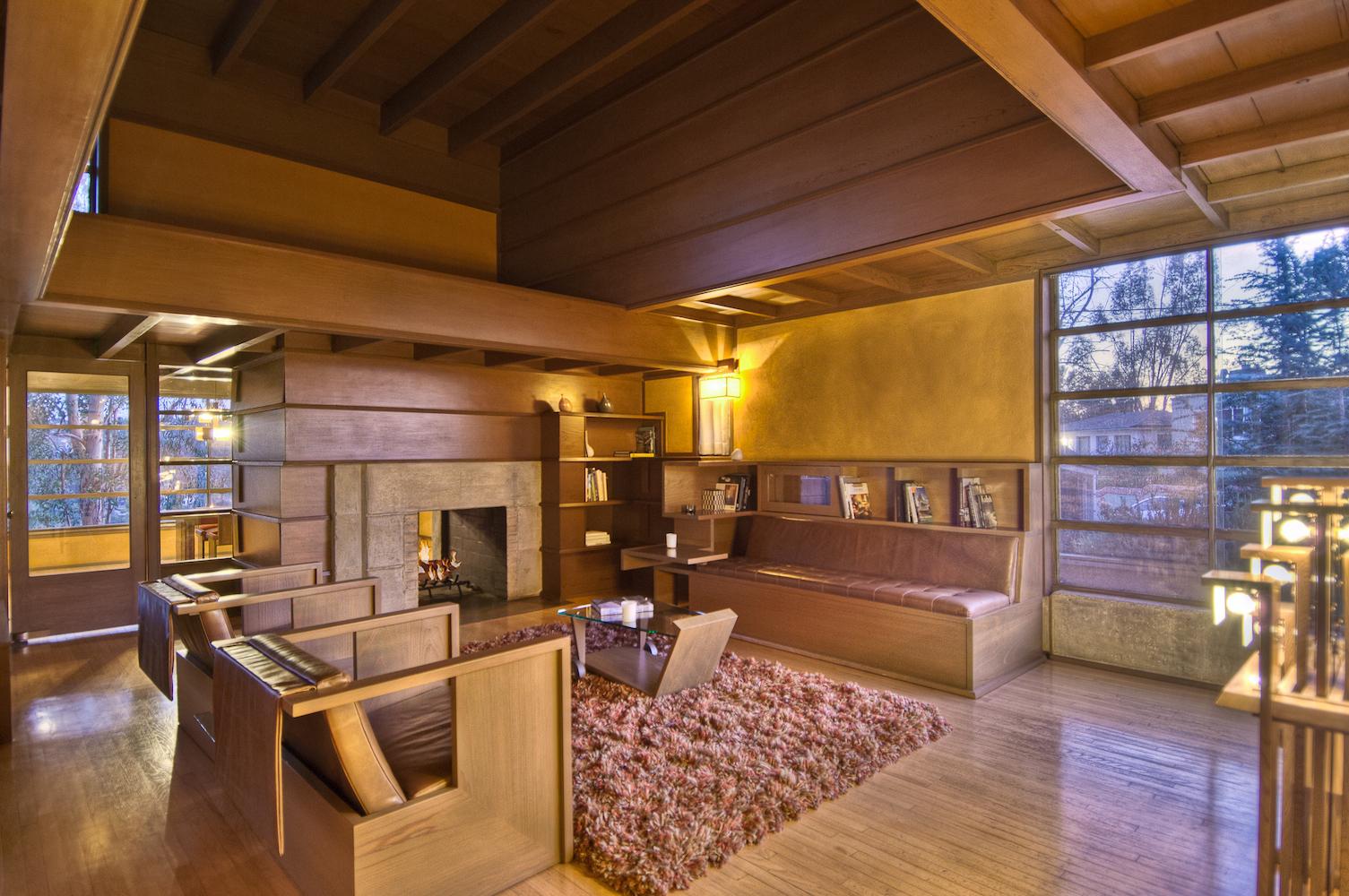Michael La Fetra 187 R M Schindler 1925 James Eads How House
